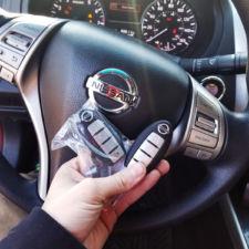 Keyless Nissan Key Fobs